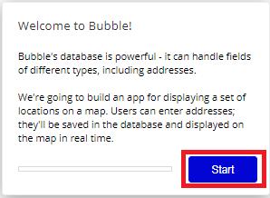 bubbleチュートリアル