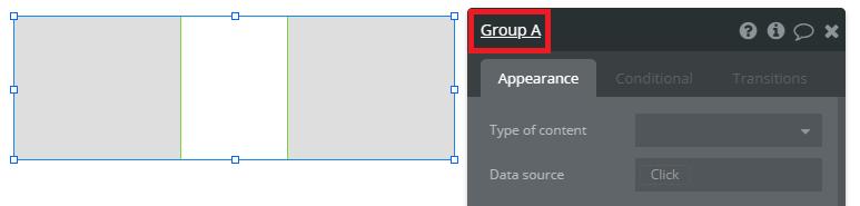 グループ化の方法