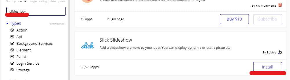 ボタンを押した時、スライドショーをポップアップ表示する方法(プラグイン編)
