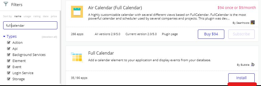 イベントスタッフ募集をカレンダーを使ってつくる方法を勉強(プラグイン編)