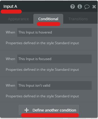 入力フォームに条件を追加する方法を勉強(条件変更編)